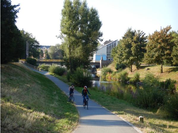 Saale Radweg Karte Pdf.Wasser Erleben Saaleradweg Wasserwirtschaftsamt Hof